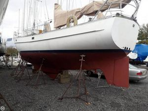 Used Freedom Yachts 44 Centerboard Cat Ketch Sailboat For Sale