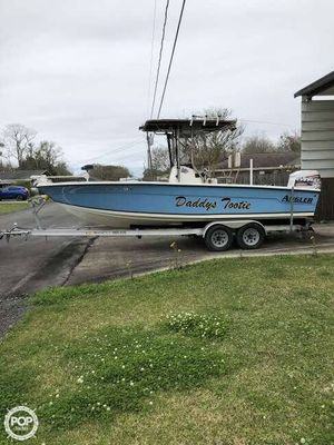 Used Angler 2200 Grande Bay Center Console Fishing Boat For Sale