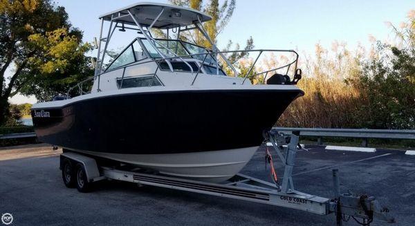 Used Grady-White 252G Sailfish Walkaround Fishing Boat For Sale