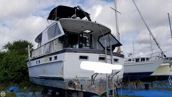 Used Hatteras 50 Aft Cabin Boat For Sale