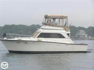 Used Egg Harbor 36 Sedan Cruiser Sports Fishing Boat For Sale