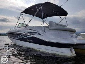 Used Hurricane Sundeck 2400 Deck Boat For Sale