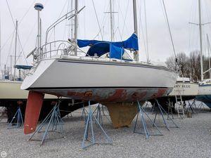Used Hunter 40-1 (Legend) Sloop Sailboat For Sale