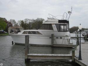 Used Egg Harbor 40 FDMY Aft Cabin Boat For Sale