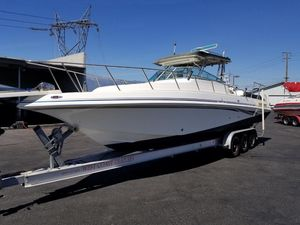 Used Fountain 32 Sportfish Cruiser IO32 Sportfish Cruiser IO Saltwater Fishing Boat For Sale