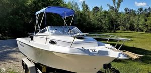 Used Pro-Line 20 Walk Walkaround Fishing Boat For Sale