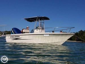 Used Hydra-Sports 212 CC Center Console Fishing Boat For Sale