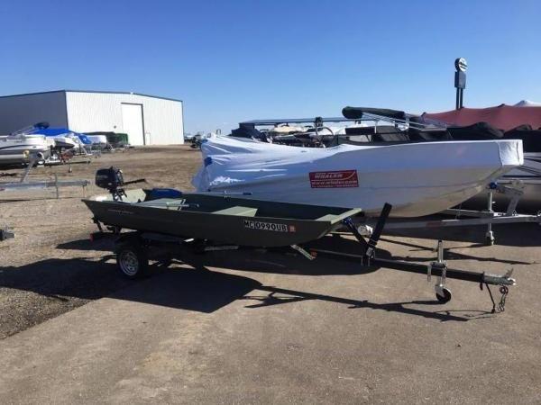 2013 Used Smoker - Craft Aluminum Fish Boat Aluminum Fishing