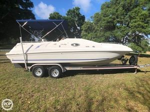 Used Sea Ray 240 SD Deck Boat For Sale
