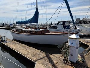 Used Cheoy Lee Robb 35 Antique and Classic Sailboat For Sale
