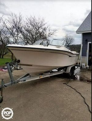 Used Grady-White 205 Tournament Runabout Boat For Sale