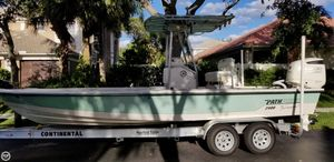 Used Pathfinder Tournament 2400 Bay Boat For Sale