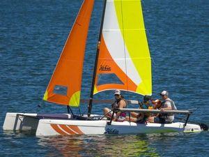 New Hobie Cat Multi-Hull Sailboat For Sale
