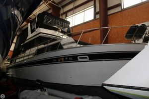 Used Marinette 37 Double Cabin Aft Cabin Boat For Sale