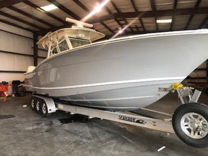 Used Scout Saltwater Fishing Boat For Sale
