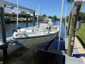 Used Stott Craft SCV 2160 Bay Center Console Fishing Boat For Sale
