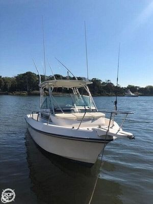 Used Grady-White Gulfstream 230 Walkaround Fishing Boat For Sale