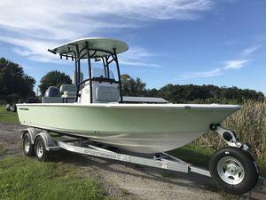 New Sportsman Bay Boat For Sale