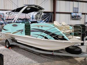 Used Caravelle Razor 216FS w/ Evinrude 150 ETECRazor 216FS w/ Evinrude 150 ETEC Deck Boat For Sale