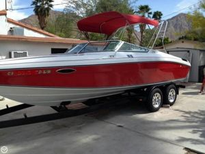 Used Rinker 236 Sport Cuddy Ski and Wakeboard Boat For Sale