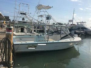 Used Island Hopper 30 Center Console Fishing Boat For Sale