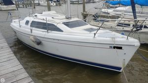 Used Hunter 280 Sloop Sailboat For Sale