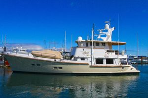 Used Nordhavn 62 Motor Yacht For Sale