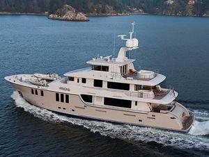 Used Nordhavn 120 Motor Yacht For Sale