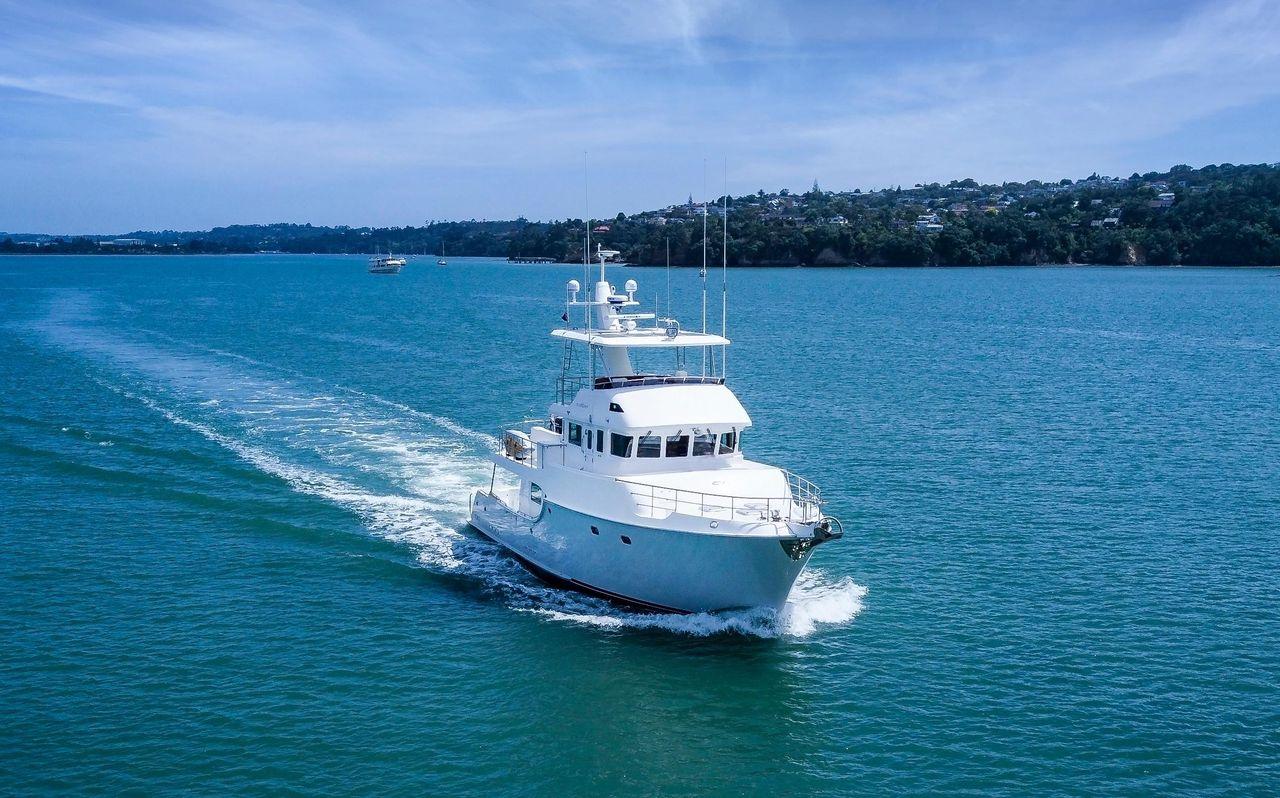 2014 Used Nordhavn 60 Motor Yacht For Sale - $1,995,000