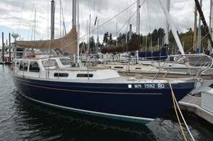Used Trident Voyager Pilothouse Cruiser Sailboat For Sale