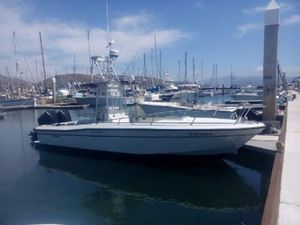 Used Stamas 26 Cuddy Center Console Center Console Fishing Boat For Sale