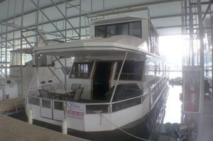 Used Stardust Cruisers 16 X 65 Houseboat House Boat For Sale