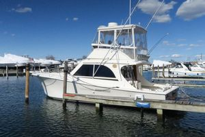 Used Jersey Dawn 36 Sports Fishing Boat For Sale