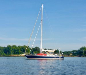Used Stevens 47 Cruiser Sailboat For Sale