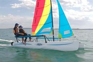 New Hobie Cat Getaway Catamaran Sailboat For Sale