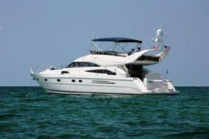 Used Viking Sport Cruisers 61 Motor Yacht Flybridge Boat For Sale