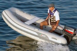 New Ab Inflatables Lammina 9 AL Tender Boat For Sale