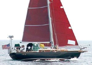 Used C.e. Ryder Sea Sprite 30 Cruiser Sailboat For Sale