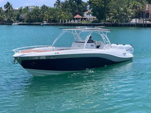 Used Deep Impact 36 Open Center Console Fishing Boat For Sale