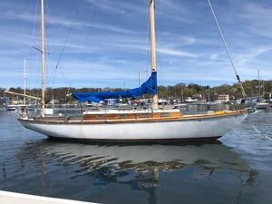 Used Sparkman & Stephens LOKI Yawl Cruiser Sailboat For Sale