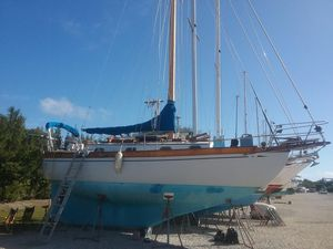 Used Baba 30 Classic Cutter Sailboat For Sale