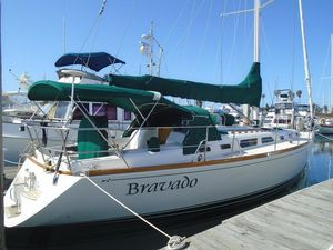 Used Sabre 452 Cruiser Sailboat For Sale