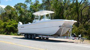 New Twin Vee 31 GF Power Catamaran Boat For Sale