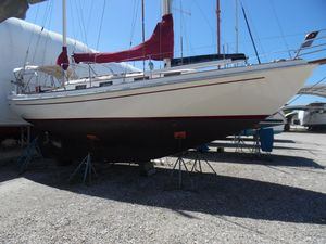 Used Allied Seawind MK II Ketch Cruiser Sailboat For Sale