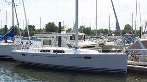 Used Hanse 385 Cruiser Sailboat For Sale