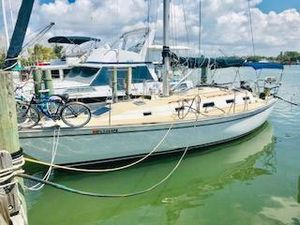Used Pearson 39 Sloop Sailboat For Sale