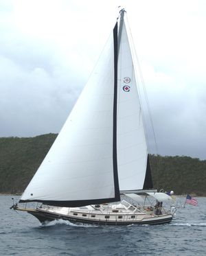 Used Gozzard 41 Cruiser Sailboat For Sale