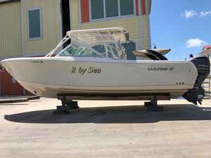 Used Sailfish 325 Bowrider Boat For Sale