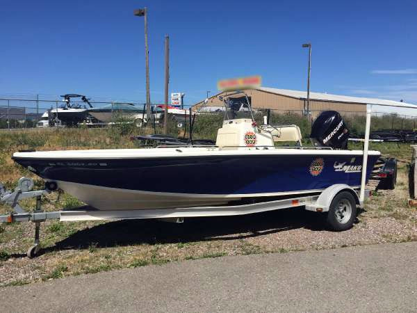 Used Mako Boats 1901 Inshore Bay Boat For Sale