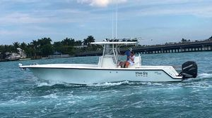 Used Seavee 32 Open Center Console Fishing Boat For Sale